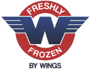 Wings Frozen Logo